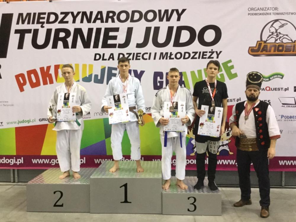 Adam Kopecký 1. místo